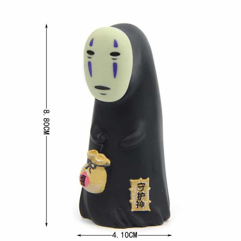 Ghibli Spirited Away No Face, Kaonashi Figure - ghibli.store