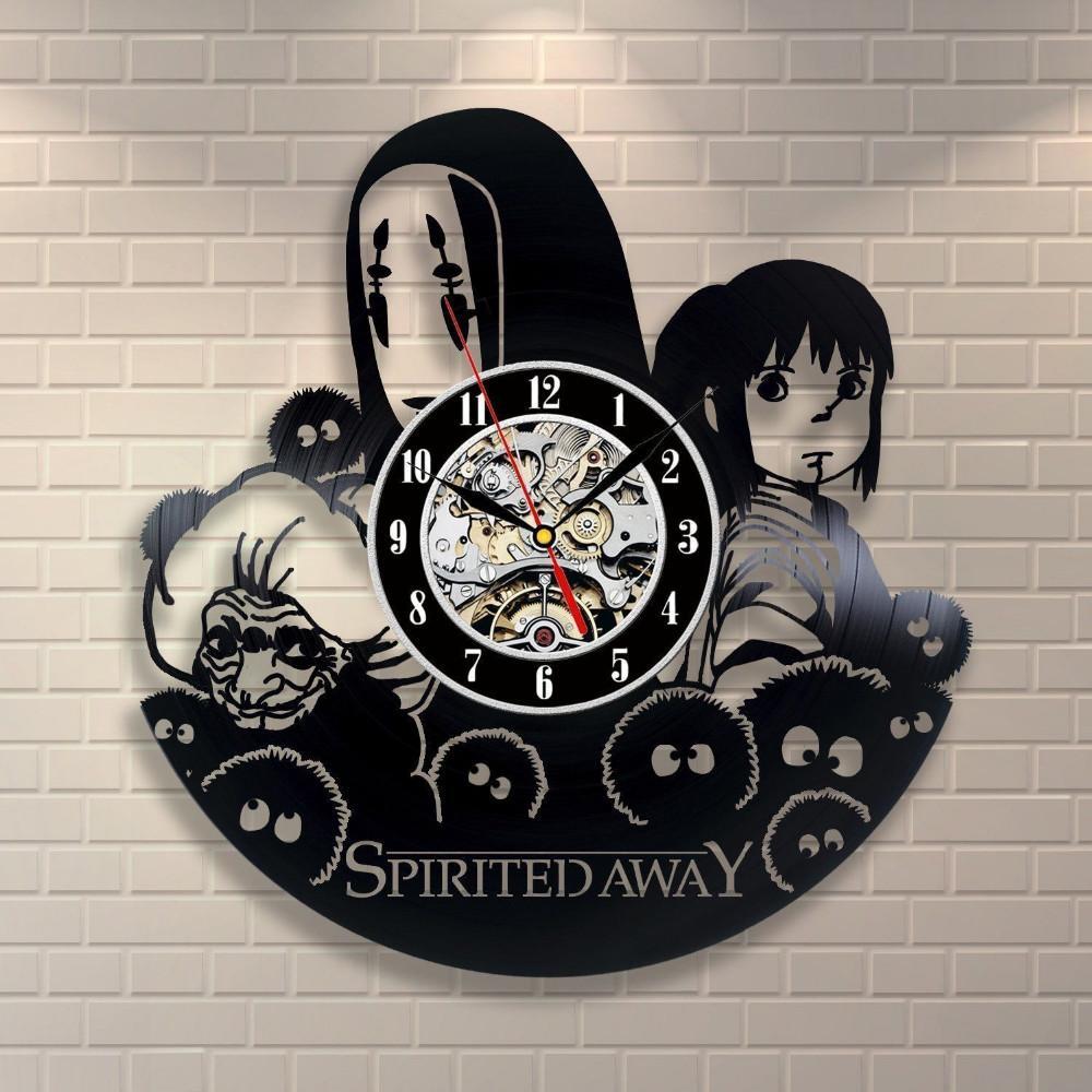 Studio Ghibli Classic Wall Clock - ghibli.store
