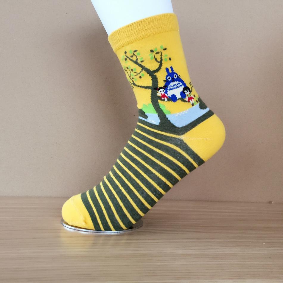 Studio Ghibli Socks 4pairs/set - ghibli.store