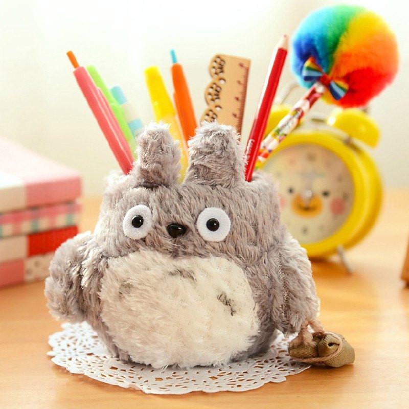 Totoro Plush Phone Stand Holder - ghibli.store