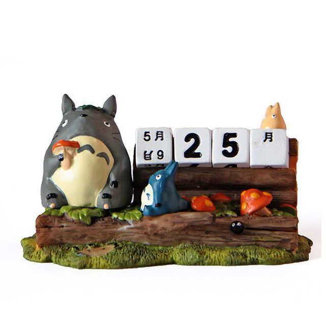 My Neighbor Totoro Figure Calendar - ghibli.store
