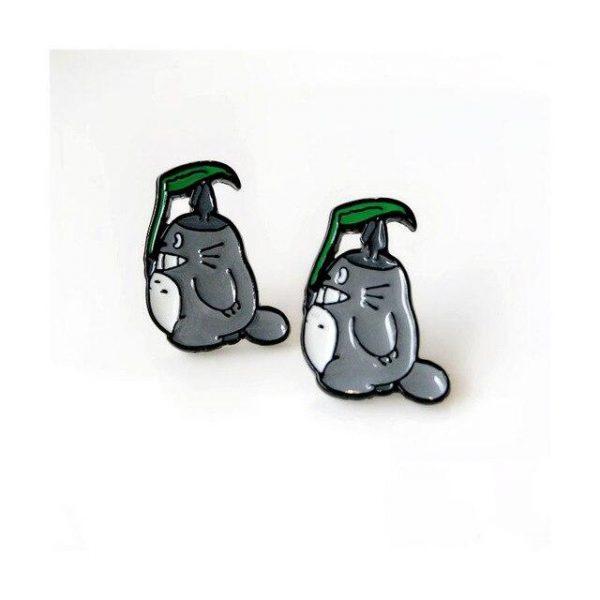 My Neighbor Totoro Earrings - ghibli.store