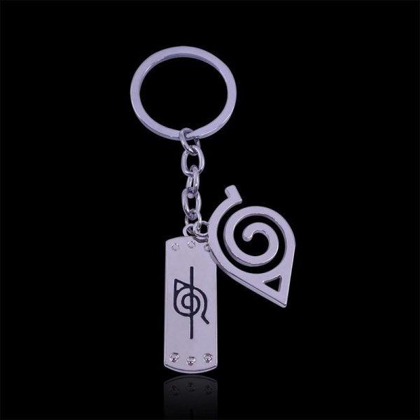 Naruto Vintage Keychain - ghibli.store