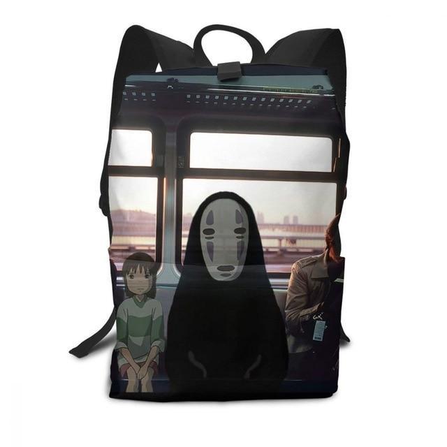Ghibli Studio Tonari No Totoro and No Face Backpack - ghibli.store