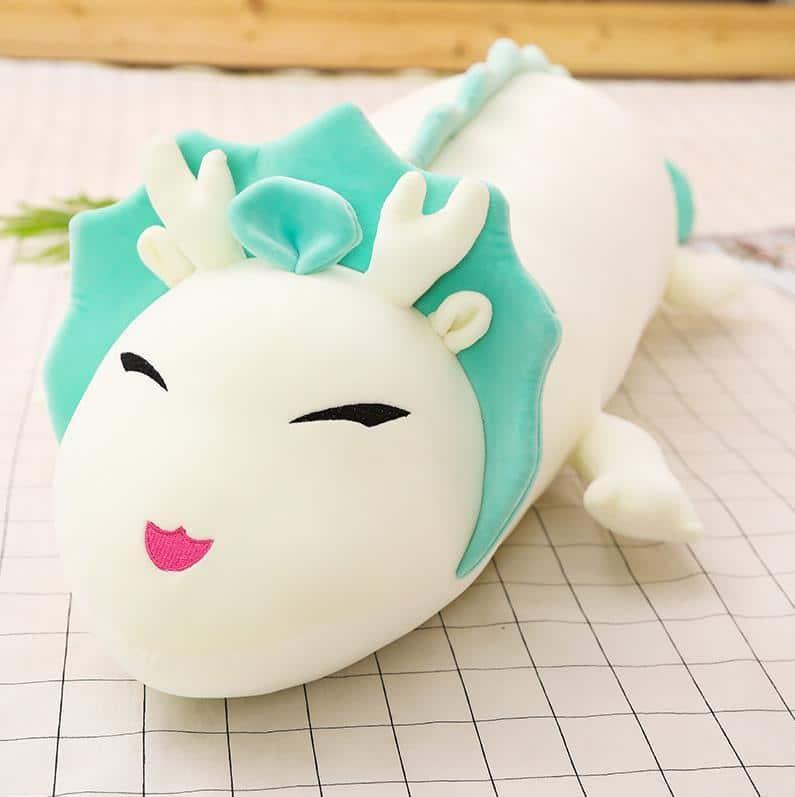 Spirited Away Dragon Haku Super Soft Plush 90 To 130cm Ghibli Store