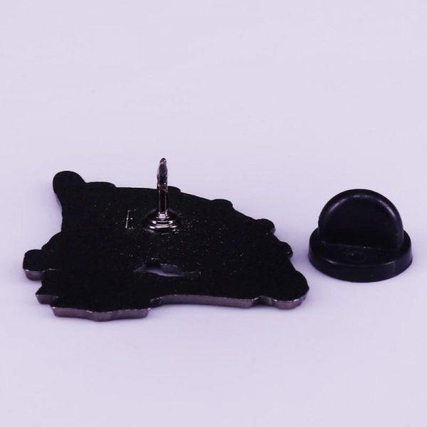 Howl's Moving Castle Kakashi no Kabu Hanging Clothes Badge Pins - ghibli.store