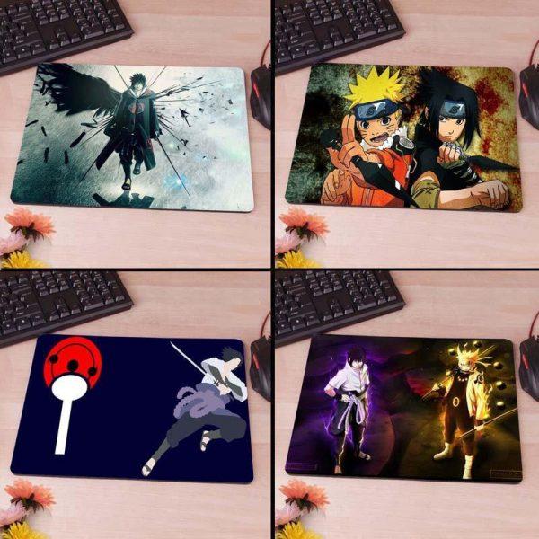 Sasuke Uchiha - Naruto Mouse Pad - ghibli.store