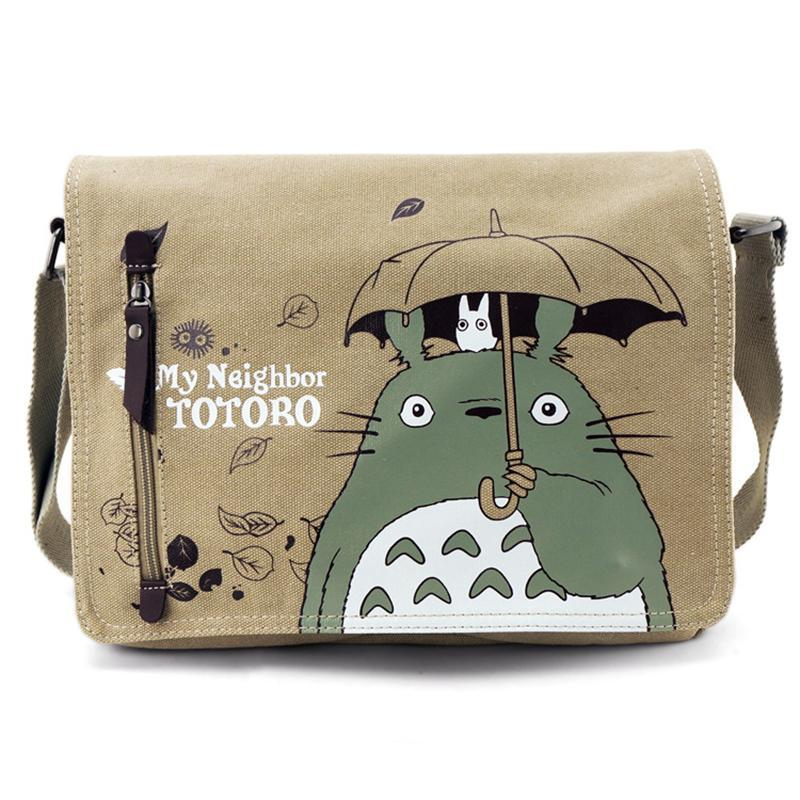 My Neighbor Totoro Crossbody Bag - ghibli.store