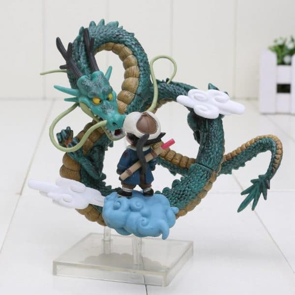 Dragon Ball Z Shenron Goku Figure - ghibli.store