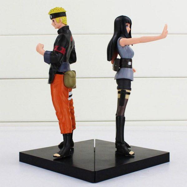 Naruto + Hyuga Hinata Toy Figures Collection Set 16cm - ghibli.store