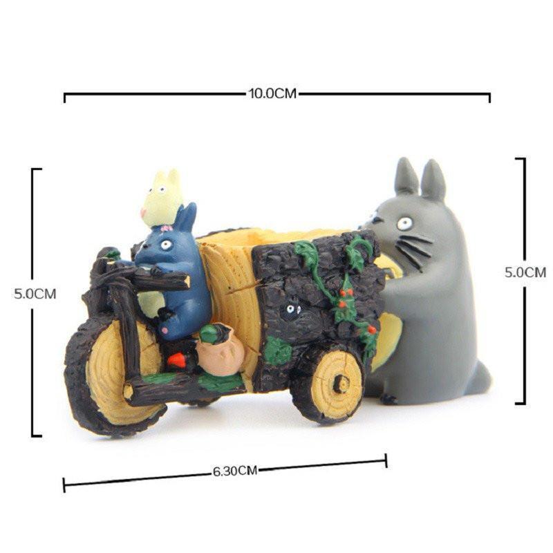 Studio Ghibli My Neighbor Totoro: Totoro Push Car - ghibli.store
