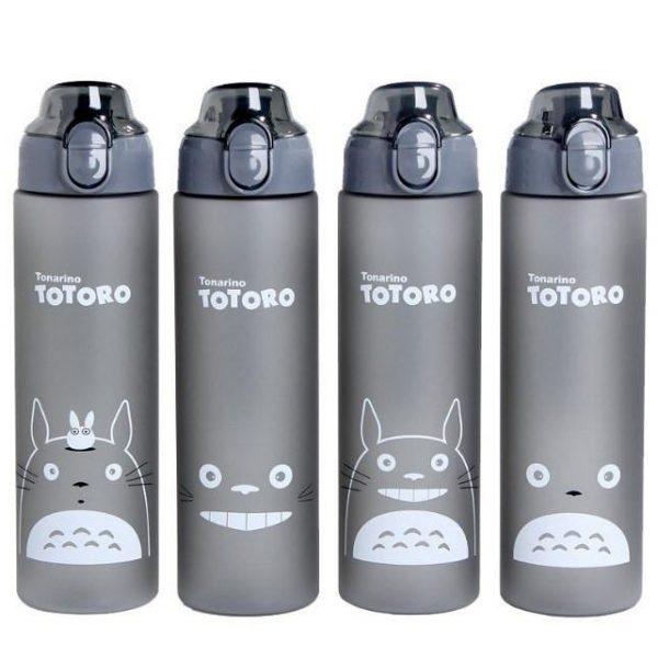 Totoro Water Bottle BPA Free 500ml/700ml - ghibli.store