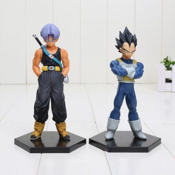 Dragon Ball Z Trunks Vegeta Figure 6''15cm - ghibli.store