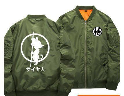 Dragon Ball Z Goku Autumn Jacket - ghibli.store