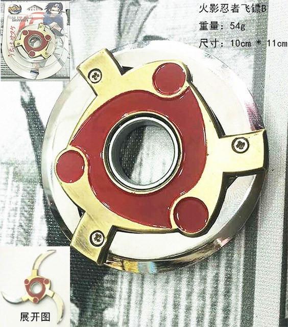 Naruto Shuriken Shrinkable 9 Types - ghibli.store