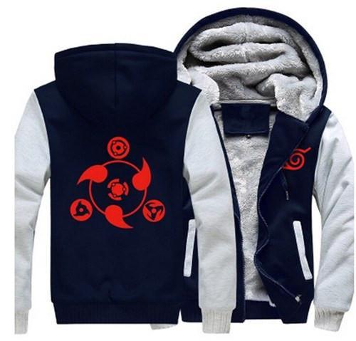 NARUTO Zipper Jacket 12 Styles - ghibli.store