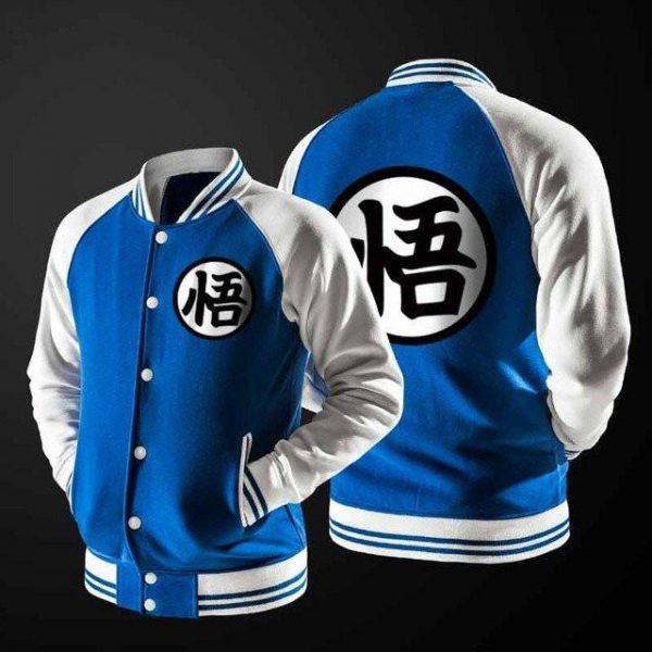 Dragon Ball Z Baseball Jacket - ghibli.store
