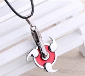 Naruto Sharingan Necklace 7 Types - ghibli.store