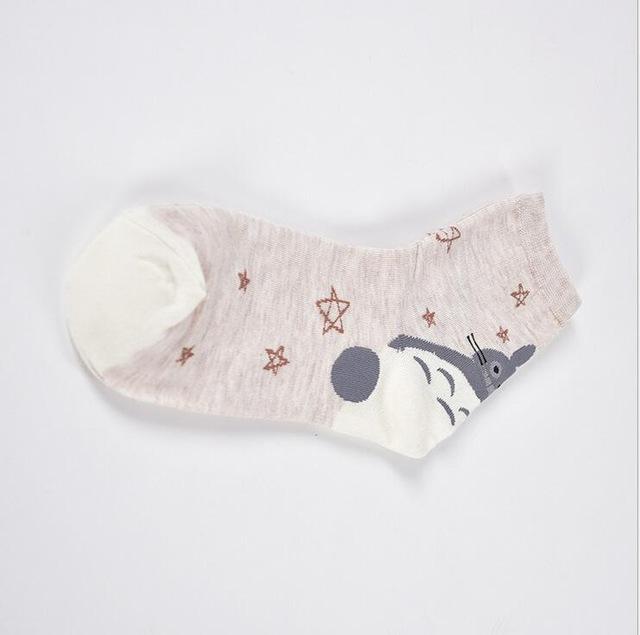 My Neighbor Totoro Cute Socks 5 Pairs/lot - ghibli.store