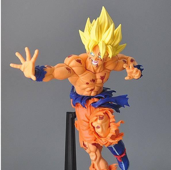 Dragon ball Z  Goku & Bardock Figure 22CM - ghibli.store