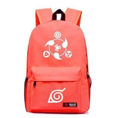 Naruto Luminous Hokage Backpack - ghibli.store