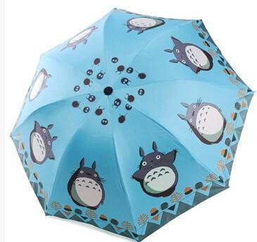 My Neighbor Totoro Cute Umbrella 5 Colors - ghibli.store