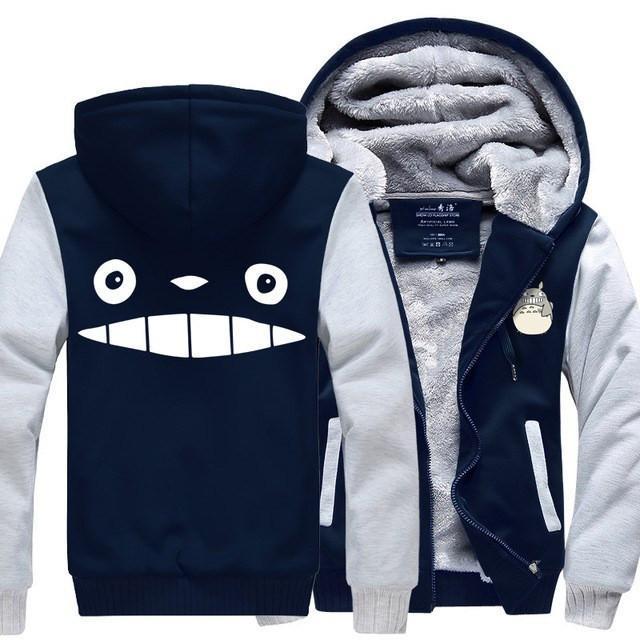 My Neighbor Totoro Thicken Jacket - ghibli.store
