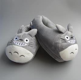 My Neighbor Totoro Warm Slippers - ghibli.store