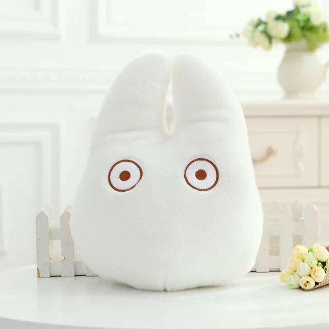 My Neighbor Totoro & KiKi's Delivery Service Jiji Plush Stuffed Pillow - ghibli.store
