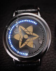 Naruto Sharingan Led Backlight Watch 4 Types - ghibli.store