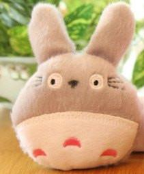 Totoro Plush Pendant 3 Colors 6CM - ghibli.store
