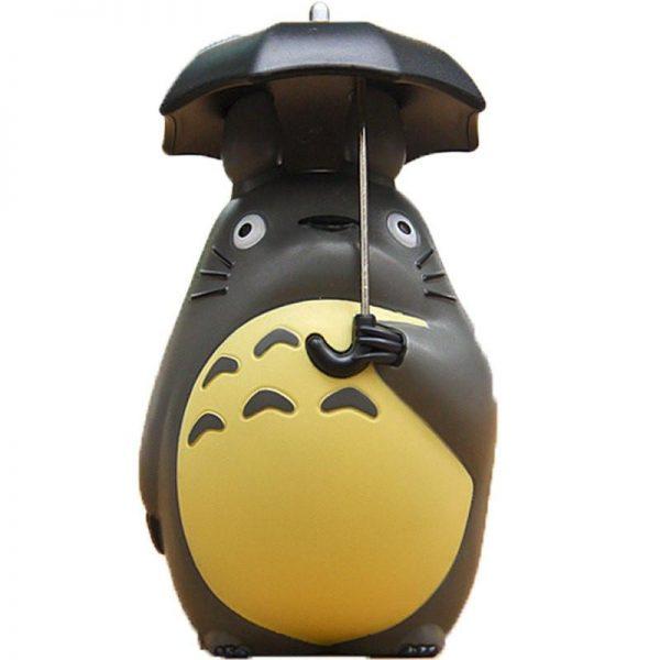 Totoro with umbrella Toy Figure - ghibli.store