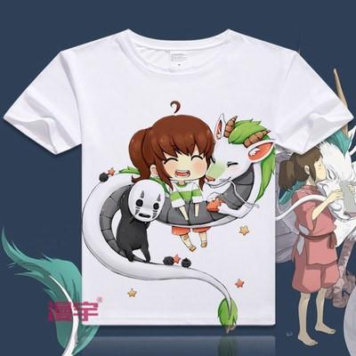 Spirited Away Tshirts 15 Styles - ghibli.store