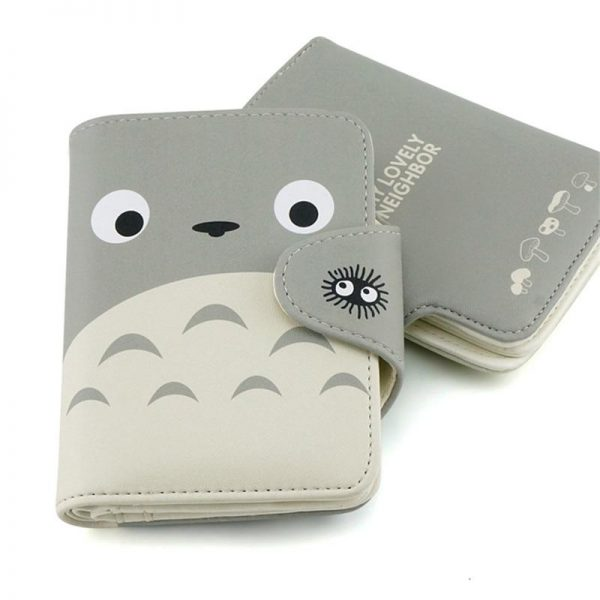 My Neighbor Totoro Short Purse - ghibli.store