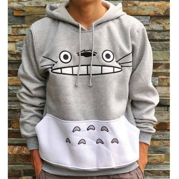 Totoro Sweatshirt Unisex - ghibli.store