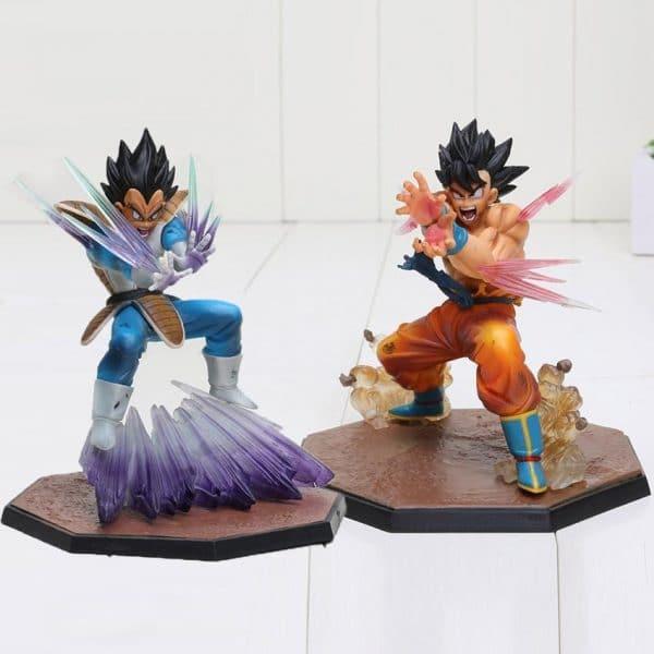 Dragon Ball Z Vegeta Son Gokou Kamehameha Figure - ghibli.store