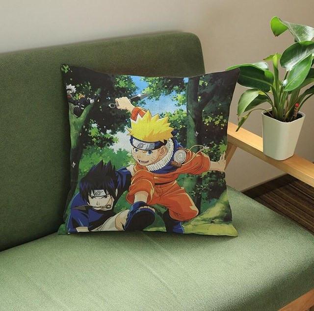 Naruto Printing Pillow Cover - ghibli.store
