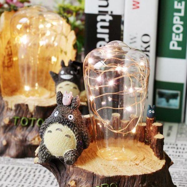 My Neighbor Totoro LED Night Light Christmas Gift - ghibli.store