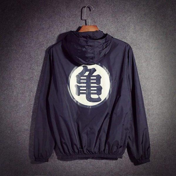 Dragon Ball Z Sun Protection Men Jackets - ghibli.store