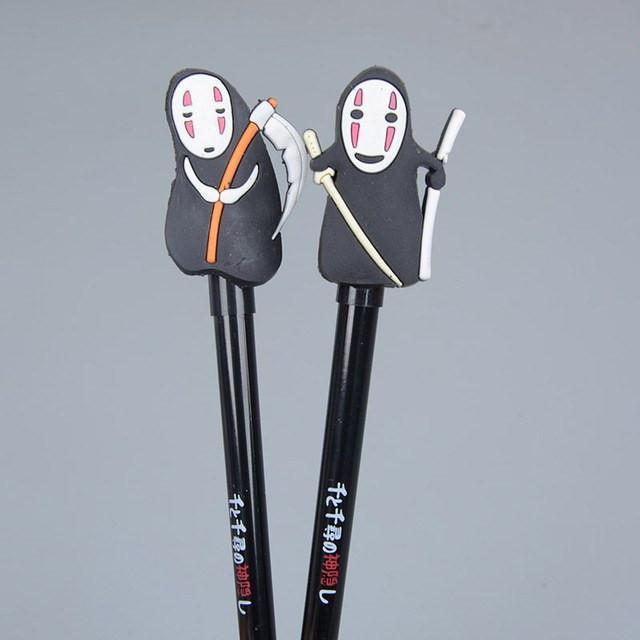 Totoro, Faceless Gel Ink Pens - ghibli.store
