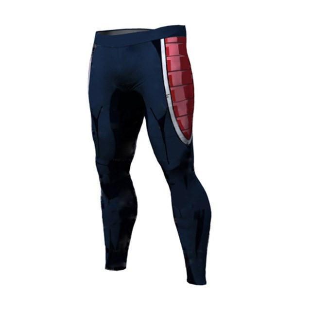 Dragon Ball Z 3D Trousers - ghibli.store