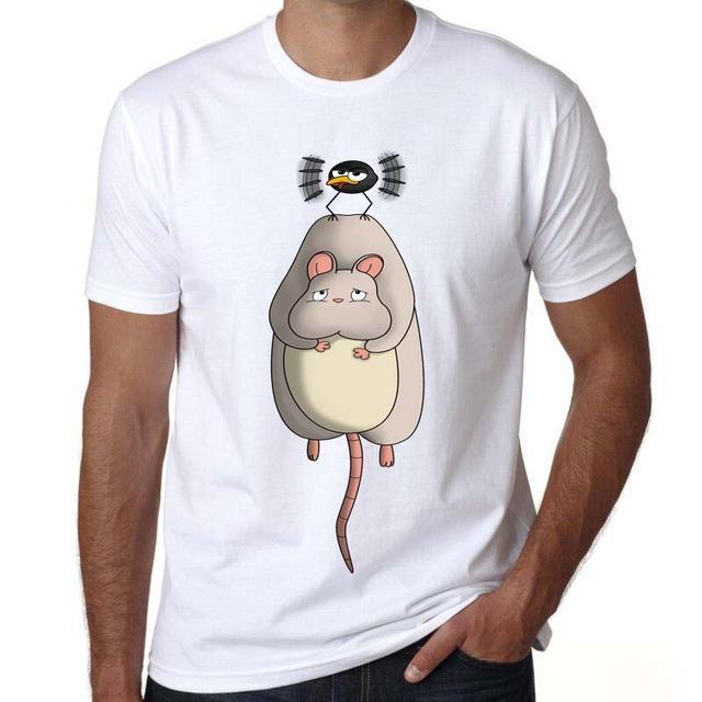 Studio Ghibli T Shirt New Design 2017 11 Styles - ghibli.store