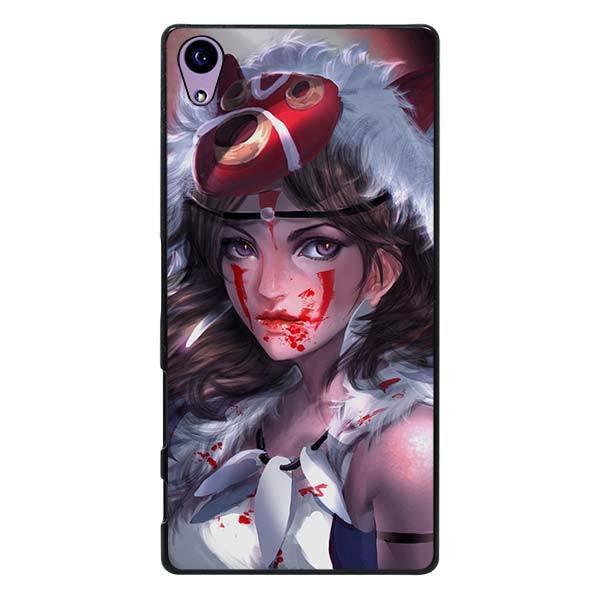 Princess Mononoke Case Cover for Sony - ghibli.store