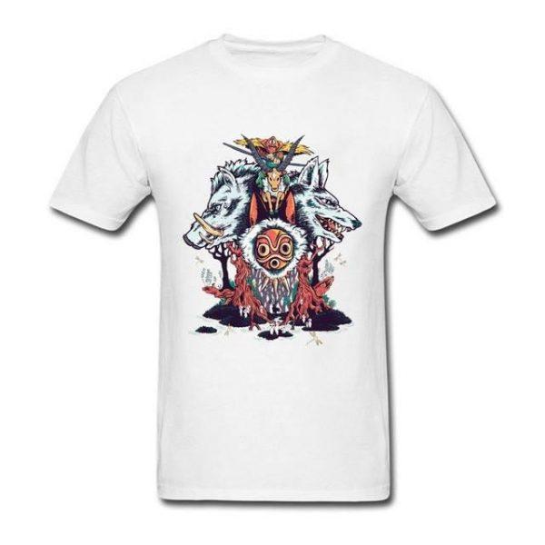 Princess mononoke Man T Shirt - ghibli.store