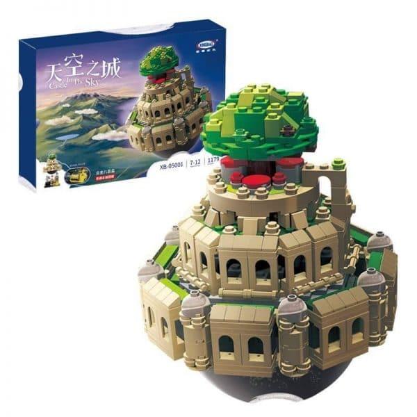 Laputa: Castle in the Sky Music Box - ghibli.store