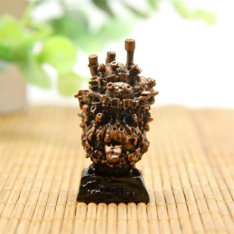 Howl's Moving Castle Mini Castle Figure - ghibli.store