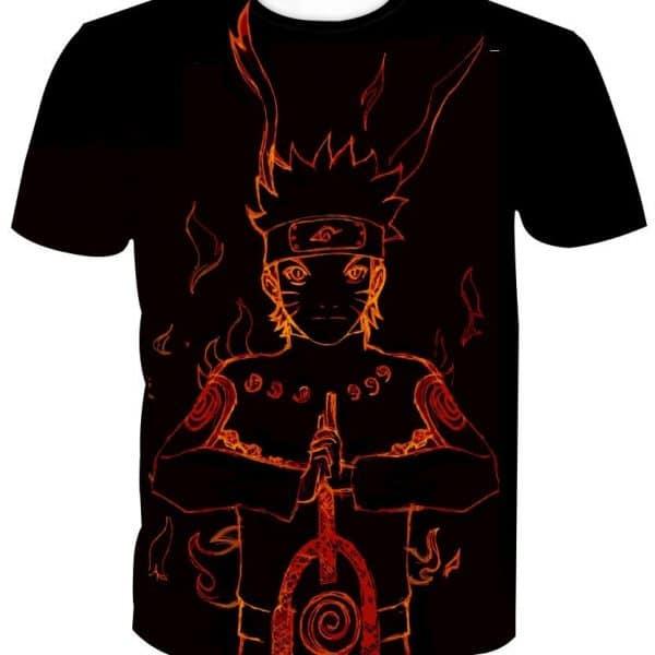 Naruto 3D T-shirts - ghibli.store