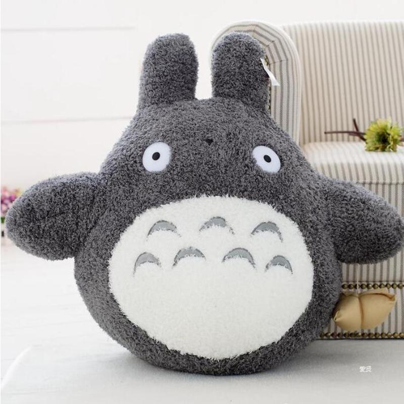 Totoro Plush Gray 16 To 70cm - ghibli.store