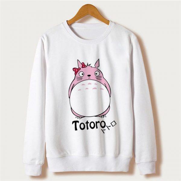 Totoro Sweatshirt Women New Design 2017 - ghibli.store