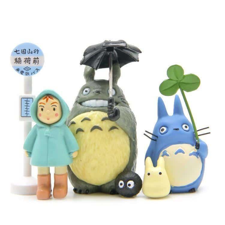 My Neighbor Totoro figures 8Pcs/lot - ghibli.store